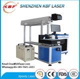 Macchina della marcatura del laser del tubo di vetro del CO2 di prezzi di fabbrica per di ceramica