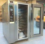 De commerciële Elektrische Hete Oven van de Convectie van de Luchtcirculatie (Echte Fabriek)
