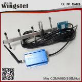 CDMA 850 MHz de banda única repetidor de señal móvil