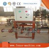 Fabrik-Preis-gerade Rückseiten-sechseckige Maschendraht-Filetarbeits-Maschine