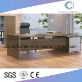 이동할 수 있는 내각을%s 가진 현대 나무로 되는 가구 컴퓨터 책상 사무실 테이블