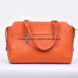 Sacchetto di cuoio genuino delle signore di M&H Cina del sacchetto all'ingrosso dell'unità di elaborazione
