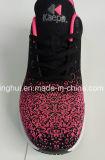 5 ботинок цветов Unisex летают обувь ботинок спорта Knit материальная