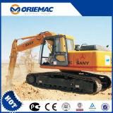 excavatrice hydraulique de la chenille 21.5ton Sany Sy215 à vendre