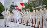カスタムSunproofの国旗の日本国旗防水すれば