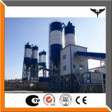Fabricante de planta de procesamiento por lotes por lotes concreto caliente de Hzs China de la venta