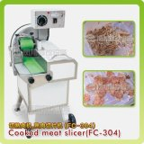Commercieel Gekookt Vlees die de Gekruide Scherpe Machine van het Vlees snijden