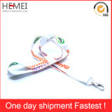 Lanyard Corda de corda do telefone móvel Plastic Work Card Lanyard Custom