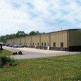 Entrepôt préfabriqué de structure métallique pour la mémoire de cargaison