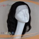 Cutícula llena 100% de Dyeable intacto en peluca delantera del pelo humano del cordón