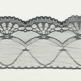 Lacet chaud du jacquard 2017 pour la robe de soirée de sous-vêtements