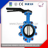 Qualitäts-Oblate-Drosselventil mit Getriebe