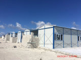 La más económica probable edificio de oficinas temporales para Maldivas