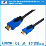 Плакировка никеля HDMI к кабелю HDMI