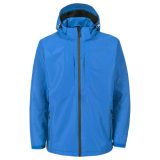 Poids léger coupe-vent des hommes veste imperméable manteau de pluie avec capot