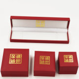O casamento original favorece a caixa de jóia Handmade elegante (J37-E2)