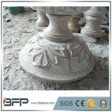Heißer Verkaufs-beige Granit-Blumen-Potenziometer mit preiswertem Preis