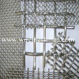 Made in Clouded Stainless Steel Fine Wire Mesh