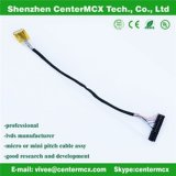 Micro Coaxial Cable Assembly Lvds Cable