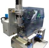 Machine à étiquettes d'étiqueteur Semi-Automatique de bouteille ronde