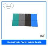 Rivestimento polvere blu/grigia/nera con la struttura glassata
