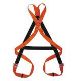 Aufbau-Arbeitsschutz-Sicherheitsgurt/Riemen mit Seil-Abzuglinie