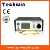 Laser de fibre optique et amplificateur à fibre optique pour la spectroscopie de laser