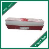 Casella di trasporto ondulata su ordinazione del pacchetto piano per l'imballaggio del fiore