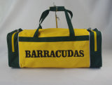 La ginnastica delle donne insacca il sacchetto di Duffle dell'oro dei sacchetti della strumentazione della squadra di baseball di vendita