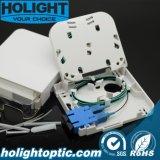 Cubierta de fibra óptica 2 Core y 4 de placa de cara