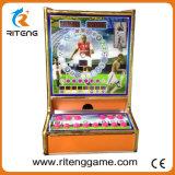 Moneda de escritorio Afica funcionó el mini Arcade Casino de juegos de máquinas