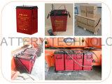 Bateria de armazenamento durável 6V da bateria solar da longa vida 380ah