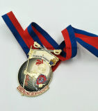 Medaglia su ordinazione della sagola del medaglione di avvenimenti sportivi