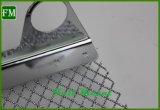 3D Roestvrij staal van de Deflector van het Insect van het Traliewerk van het Netwerk voor Jeep Wrangler Jk