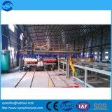 Завод доски силиката Calsium - 5 миллионов доски Китая делая завод - большое машинное оборудование твердой волокнистой плиты