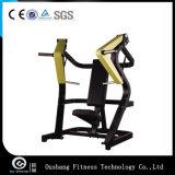 De plaat Geladen Machine Glute os-A008 van de Apparatuur van de Gymnastiek van de Geschiktheid ISO-Zij