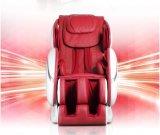 사치품 4D L 모양 가득 차있는 바디 안마 의자