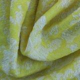 Pano tingido da tela sintética do Weave do jacquard teste padrão geométrico claro para a venda