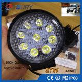 Nicht für den Straßenverkehr LED Auto-Licht der Selbst27w LED Arbeits-Lampen-