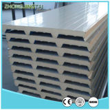 Metal Material de construção Light Weight Fireproof EPS Sandwich Panel