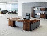 Meubles de bureau exécutifs en bois de la Chine de bureau de placage lustré (HX-RD6071)