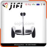 Scooter électrique à mobilité réduite de 10 pouces avec lumière LED et Bluetooth
