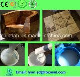 Pegamento ambientalmente blanco del pegamento con el uso de madera
