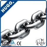 Cadena de elevación del acero de la aleación de la cadena del precio de fábrica G80 con la cadena Sling de la cadena de Grabhook