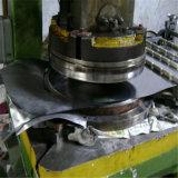 De cercle en gros d'acier inoxydable du Cu J1 du matériau 201 de vaisselle de cuisine demi