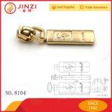 Extracteur en métal Zipper en métal pour sac ou vêtement