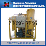 タービン油純化器、使用されたタービンオイルのリサイクルプラント
