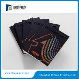 Catalogue d'impression offset professionnel avec traitement spécial sur la couverture