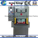 Macchina automatica del Sandblast di pulizia dell'asta cilindrica di rullo della stampante