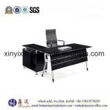 Mobília de escritório de madeira barata da mesa de escritório da equipe de funcionários do preço (SD-009#)